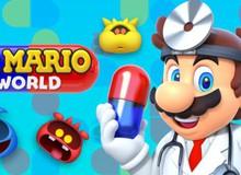 Game 'bác sĩ' Dr Mario World đã cho phép game thủ đăng ký trước