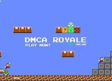 Rất nhanh, tựa game Mario Royale đã 'dính chưởng' bản quyền, phải thay cả tên lẫn hình bên trong thành những khối xấu xí