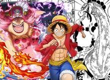 """Big Mom """"chiến"""" Luffy và 7 điều có thể xảy ra trong One Piece chap 947"""