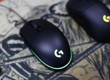 Trên tay chuột chơi game Logitech G-Pro Hero: Nhẹ nhàng tình cảm, chính xác tuyệt đối