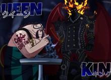"""One Piece: Kaido xứng danh là """"thánh sưu tập"""", có 5 trái zoan cổ đại xuất hiện bị lượm hết về băng Bách Thú cả rồi"""