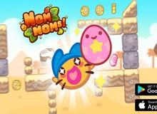 Nếu đang tìm kiếm một tựa game mobile vui nhộn siêu giải trí hãy thử ngay Nomnoms