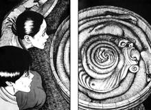 Uzumaki: Lời nguyền của vòng xoắn ốc, một tác phẩm truyện tranh ngoài sức tưởng tượng của Junji Ito