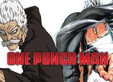 """One Punch Man mùa 2 tập 11: """"Quái vật"""" Garou đụng độ sư phụ Bang, trận quyết chiến giữa thầy và trò"""