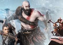 Sự thật gây sốc: Kratos suýt chút nữa bị xóa khỏi God of War