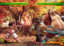12 phút gameplay của Samurai Shodown 2019: Ký ức tuổi thơ chợt ùa về