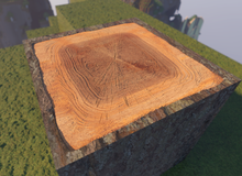 Thật khó tin khi game 'ô vuông' Minecraft lại có thể trở nên đẹp như thật, chẳng khác nào một tuyệt tác nghệ thuật