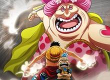 Spoiler One Piece 947: Big Mom lấy lại trí nhớ và bị Queen xích mang về nộp cho Kaido