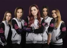 LMHT: Thua tan nát 0-14 ở giải mùa xuân, team LMHT toàn nữ vẫn 'chày cối' giữ nguyên đội hình