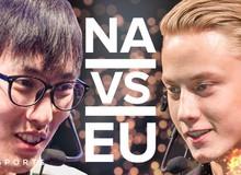 LMHT: Caster Châu Âu và Bắc Mỹ mở màn Rift Rivals với những pha trash talk cực gắt