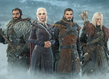 """Game mobile """"ăn"""" theo Game of Thrones: Beyond the Wall tiến hành mở đăng ký"""