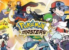 Pokémon Masters - Tuyệt phẩm game mobile chiến thuật thời gian thực sẽ ra mắt vào hè này