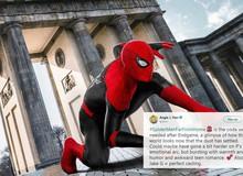 """Review đầu tiên """"Spider-Man: Far From Home"""": Được khen là """"phần Nhện"""" hay nhất lịch sử, kết trọn vẹn Endgame"""