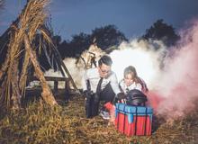 Trâu Best Udyr chính thức 'đón nàng về dinh', tung bộ ảnh cưới đầy... khói lửa theo style PUBG