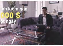 Ứng dụng lừa kiếm cả ngàn USD mỗi ngày trên Internet