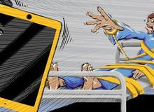 Bên trong trung tâm cai nghiện Internet ở Trung Quốc