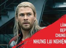 Đẹp trai, dũng mãnh là thế nhưng cánh anh hùng ở vũ trụ Marvel đều là những niềm đau