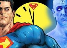 Tại sao Dr. Manhattan, cựu siêu anh hùng sở hữu năng lực tựa Chúa Trời lại muốn thay đổi đa vũ trụ DC?