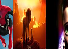 Phim rạp tháng 7: Người Nhện, Vua Sử Tử cùng Búp Bê Ma sánh vai cùng nhau phá đảo màn ảnh