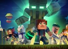 Một phút tưởng nhớ Minecraft: Story Mode - Tựa game đình đám sắp bị khai tử