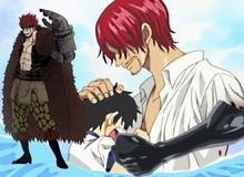 """One Piece: Những chuyện xui xẻo không ngờ tới của """"thánh nhọ"""" Eustass Kid khi chống lại chú của Luffy"""