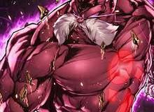 Manga Dragon Ball Super Heroes mang đến cho người hâm mộ trạng thái Thần Hủy Diệt mới toanh của Toppo