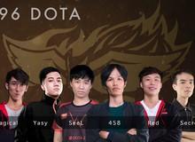 496 Gaming - Team DOTA 2 hàng đầu Việt Nam nhận tài trợ khủng từ 20 Sections