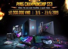 Giải đấu khủng Aorus PUBG Championship mùa 3 chính thức khởi tranh