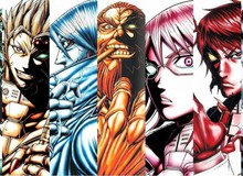 Manga cũ mà hay: Terra Formars, khi cả thế giới phải điên đảo và hỗn loạn vì loài gián