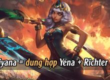 LMHT: Vừa hé lộ bộ kỹ năng, tướng mới Qiyana lại bị gamer Liên Quân Mobile tố 'đạo nhái trắng trợn skill của Richter'