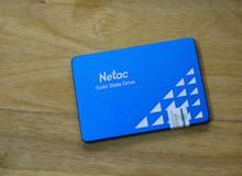 Trải nghiệm SSD Netac N535V 120GB: Đẹp, tốc độ nhanh, giá chỉ 500k