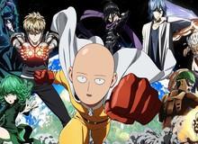 One Punch Man: Bên cạnh Saitama, đây là 5 người mạnh nhất của Hiệp hội anh hùng
