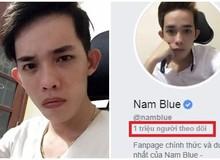 Bị chê bai đủ điều, 'thanh niên tràn data' Nam Blue vẫn vượt mốc 1 triệu người theo dõi