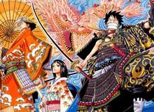 Anime One Piece sắp tiến vào arc Wano, hứa hẹn cảnh tượng Rồng Thần Kaido bay lượn trên trời xanh vô cùng mãn nhãn