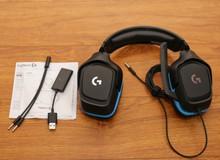 Trải nghiệm nhanh Logitech G431 - Tai nghe gaming siêu nhẹ đeo cả ngày không mỏi