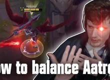 LMHT: Không thể cân bằng nổi, Riot đang lên kế hoạch xóa bỏ khả năng hồi sinh của Aatrox