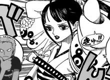 One Piece: Trước khi thân phận thực sự của O-Kiku được hé lộ, Zoro có biết rằng đấy là một chàng trai không?