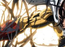 """One-Punch Man: Lý do Saitama dùng """"cú đấm nghiêm túc"""" với Rết Trưởng Lão ngay từ đòn đầu tiên"""