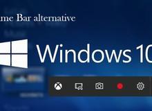 Những công dụng có thể bạn chưa biết dành cho công cụ Game Bar trong Windows 10