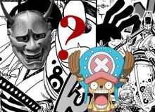 One Piece: Cảm hứng tạo ra chiếc mặt nạ của Cửu Hồng Bao Kikunojo Tuyết Vần được Oda lấy từ đâu?