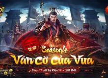Game chiến thuật Top 1 Châu Á Long Đồ Bá Nghiệp chính thức khởi tranh Season 4: Ván cờ của Vua