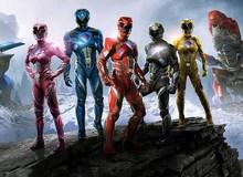 5 Anh Em Siêu Nhân sẽ ra mắt phiên bản mới không liên quan đến bộ phim năm 2017
