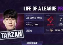 LMHT: Dành tới 10 tiếng luyện tập mỗi ngày, bảo sao Tarzan lại thống trị cả top 1 rank Hàn lẫn LCK