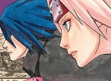 """Naruto: Nội dung cuốn tiểu thuyết mới cho thấy Sasuke và Sakura cùng nhau thực hiện nhiệm vụ... giúp """"vun đắp"""" tình cảm"""
