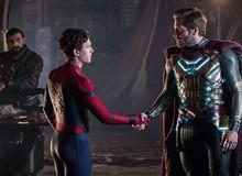 Spider-Man: Far From Home - Tom Holland diễn thì hay mà bắt tay với Mysterio phải đến gần 50 lần mới được