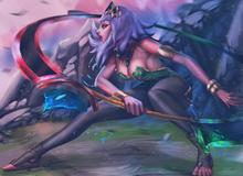 """LMHT: Đang bị người chơi """"hắt hủi"""", Qiyana vẫn là một vị tướng tiềm năng có thể trở thành trùm meta như Yuumi"""