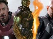 Giống như Nick Fury, Iron-Man có thể cũng là một Skull giả dạng?