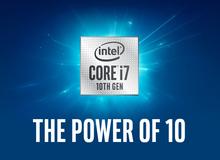 Thế hệ CPU Comet Lake-S thứ 10 của Intel đã bắt đầu lộ diện, cạnh tranh gay gắt với AMD Ryzen 3000
