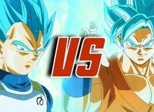 Dragon Ball Super: Trạng thái Super Saiyan Blue Evolution mạnh cỡ nào, liệu nó có giúp Vegeta vượt qua được Songoku?