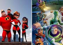 """Top 10 bộ phim hoạt hình Disney có doanh thu """"khủng"""" nhất từ trước đến nay"""
